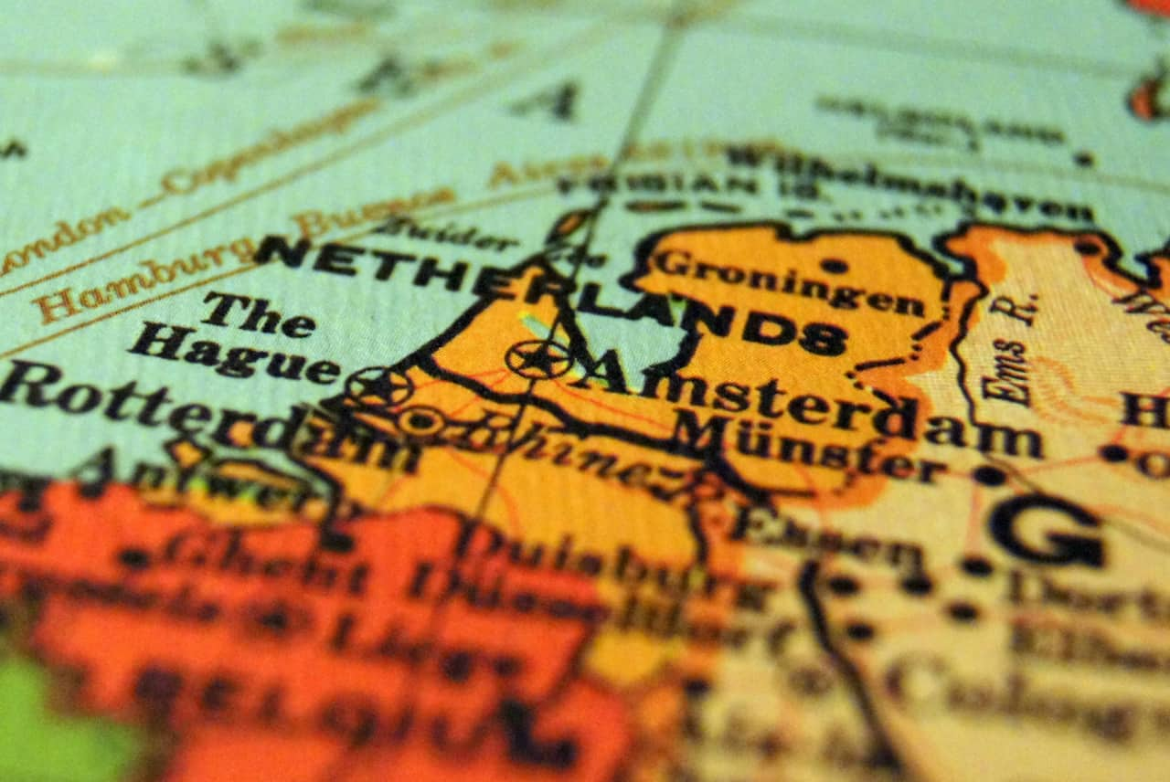 Infographic – Doing business with The Netherlands