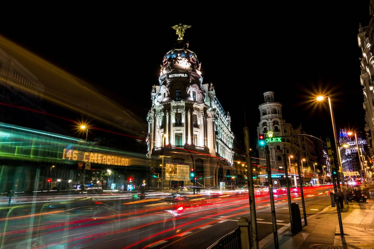Infographic – Doing business with Spain