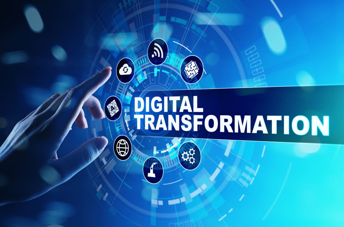 The business world's digital transformation: why data is king