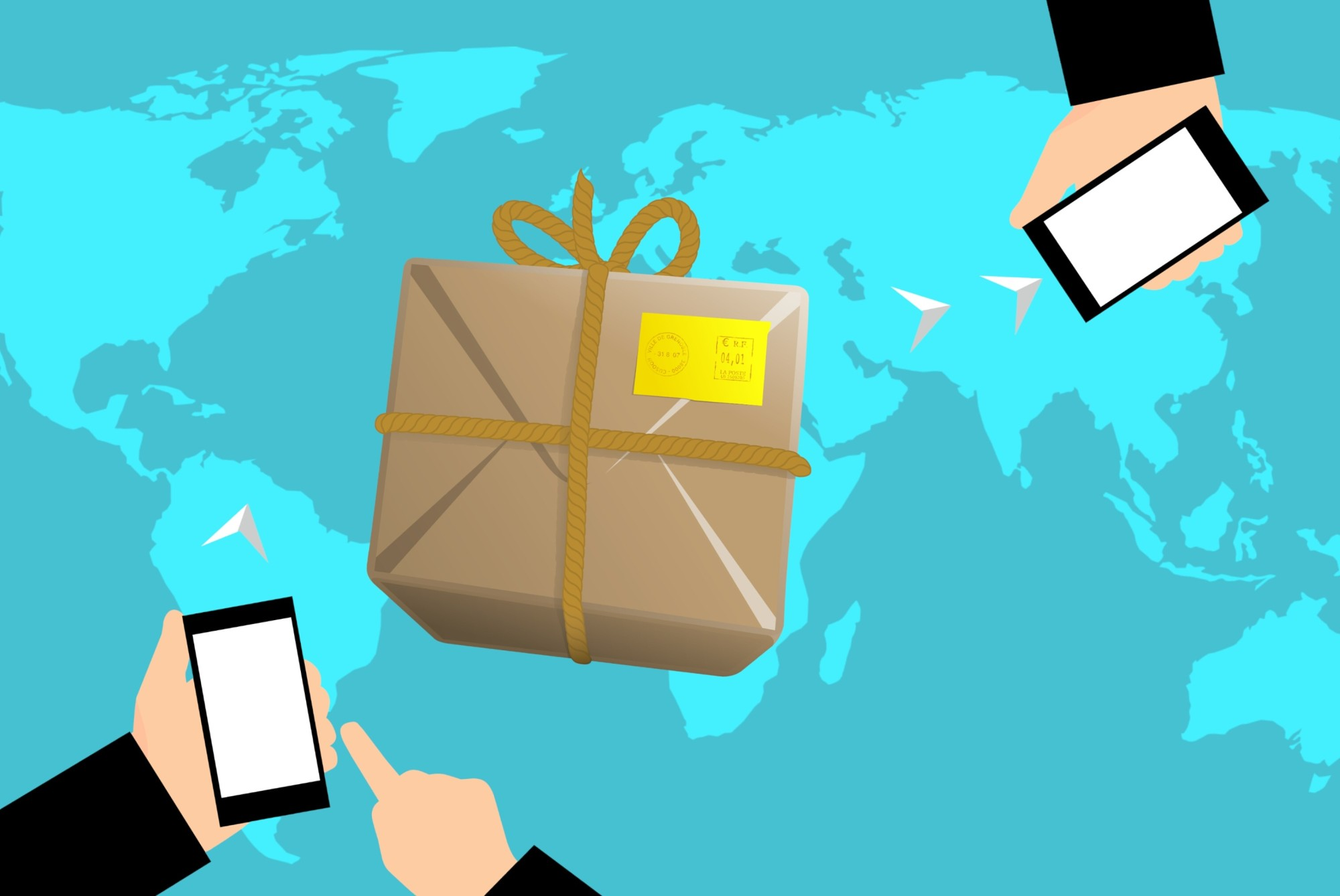 Over The Pond: A Basic Guide to International Exporting for Small Businesses