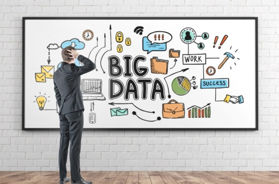 How Big Data analysis can integrate B2B databases