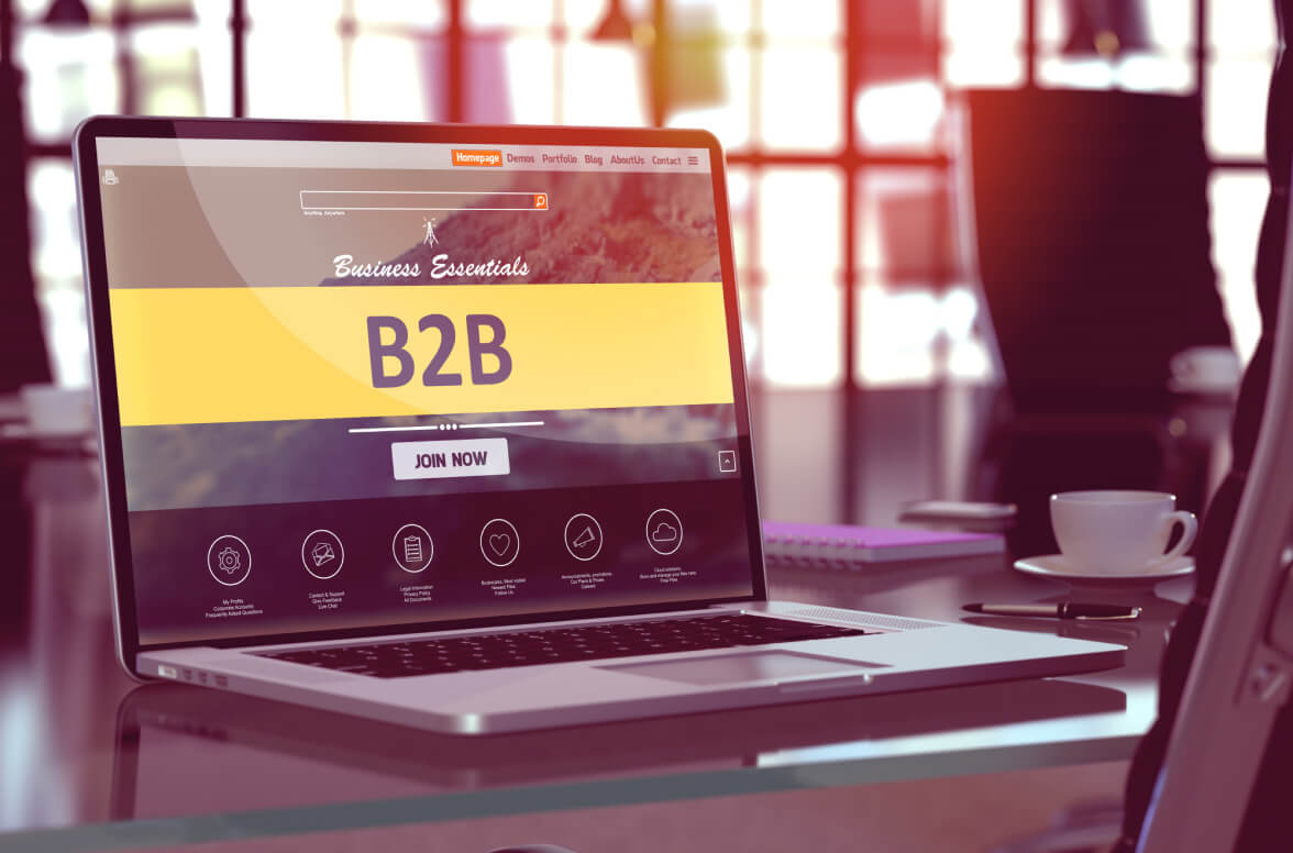 A guide to 2021 sales trends for B2B marketing
