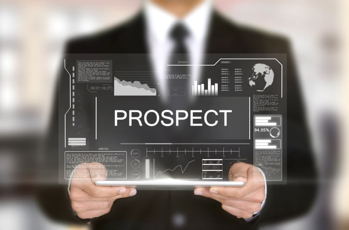 How to find new prospects based on your target